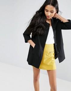 Куртка строгого кроя Vero Moda - Черный