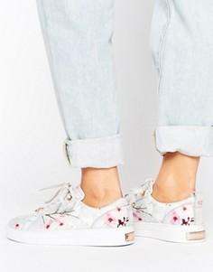 Кроссовки с цветочным принтом Ted Baker - Мульти