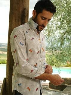 Рубашки Sergio Bellini