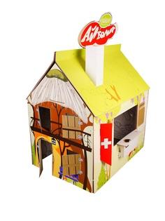 Игровые домики Yohocube