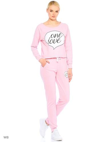Свитшоты Pink Woman