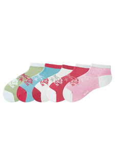 Короткие носки, 5 пар H.I.S.