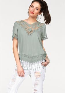 Кружевная блузка Aniston