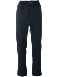 прямые брюки на шнурке Michael Michael Kors