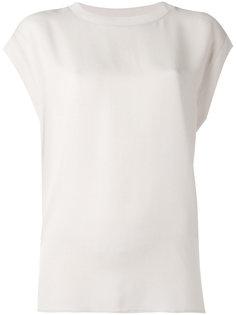 объемная футболка Vince