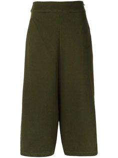 wide leg cropped trousers Uma | Raquel Davidowicz