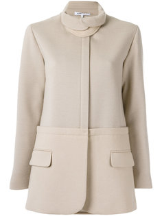 wool coat Gloria Coelho