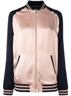 объемная куртка Saint Laurent
