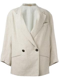 объемный пиджак Nehera