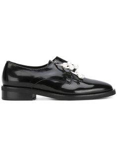 туфли с жемчужными деталями Coliac
