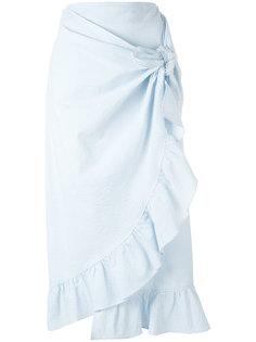 юбка с оборками Vivetta