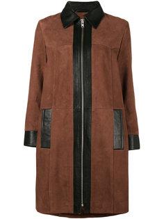 пальто Miller Ganni