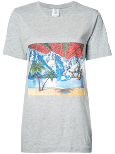 Impossible Landscape printed T-shirt Rosie Assoulin