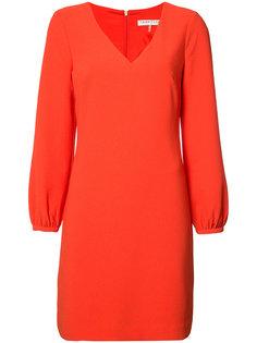 платье с V-образным вырезом Trina Turk