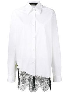 кружевная асимметричная рубашка Foxy  Filles A Papa
