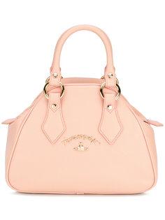 сумка-тоут с бляшкой с логотипом Vivienne Westwood