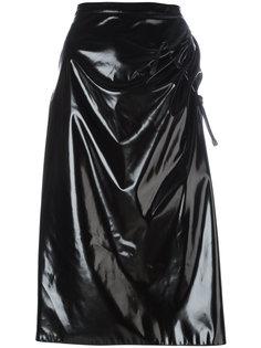 юбка со сборками  Kenzo