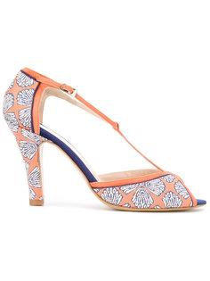 floral sandals Lenora