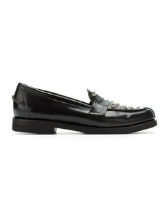 studded leather loafers Uma | Raquel Davidowicz