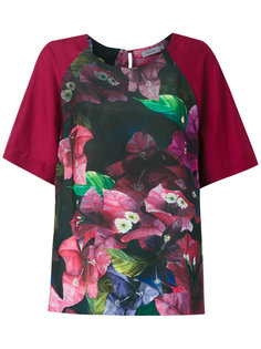 floral blouse Isolda