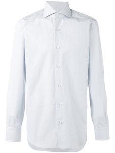 checked shirt Barba