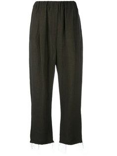 Paz straight trousers Damir Doma