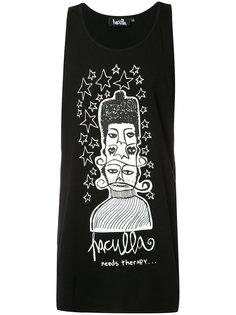 printed vest  Haculla