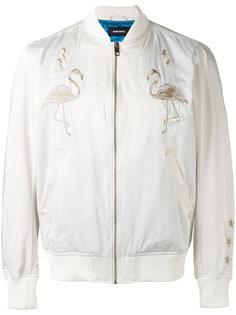 куртка-бомбер  Flamingo  Diesel