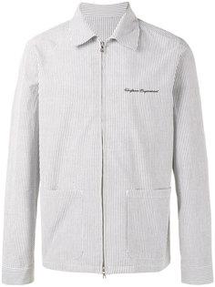 куртка в полоску Uniform Experiment