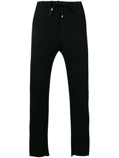 зауженные брюки с эластичным поясом Manuel Marte