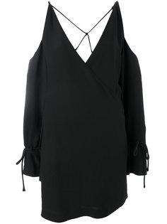 платье с открытыми плечами  Iro