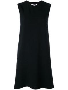 платье-шифт без рукавов Helmut Lang