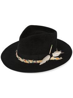 шляпа The Belcampo  Nick Fouquet