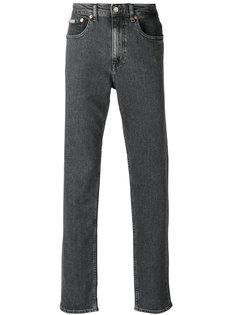 прямые джинсы Calvin Klein Jeans