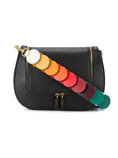 сумка с лямкой из разноцветных звеньев vere Anya Hindmarch