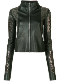 sequinned jacket Rick Owens Lilies