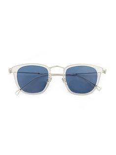 солнцезащитные очки в прямоугольной оправе Issey Miyake