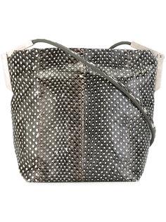 маленькая сумка через плечо Adri Rick Owens