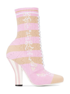 ботинки Rockoko Runway Fendi