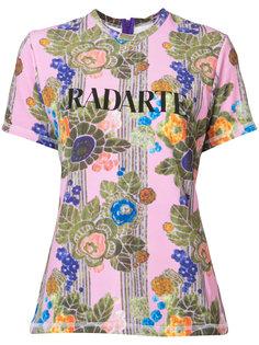 футболка Radarte Rodarte