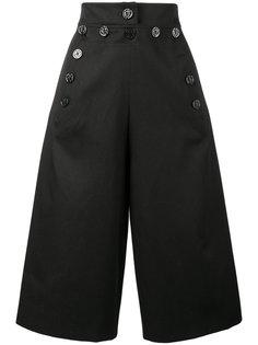 укороченные брюки в морском стиле Chloé