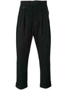 pleated trousers  Wooster + Lardini