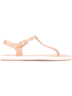 T-bar flat sandals Calvin Klein