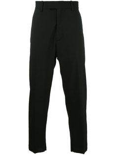 укороченные зауженные брюки  Oamc
