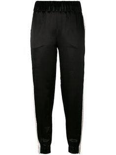 узкие спортивные брюки Victoria Victoria Beckham