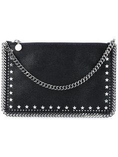 сумка с заклепками-звездами Stella McCartney