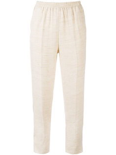 tailored cropped trousers Forte Forte