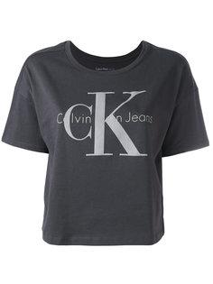 футболка свободного кроя с логотипом Calvin Klein Jeans