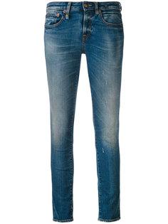 укороченные джинсы Alison R13