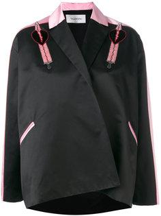 короткий жакет-кимоно Valentino